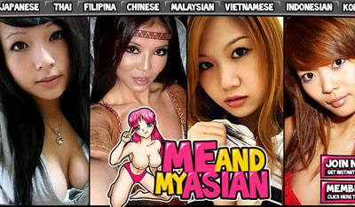 Me and my asian porn