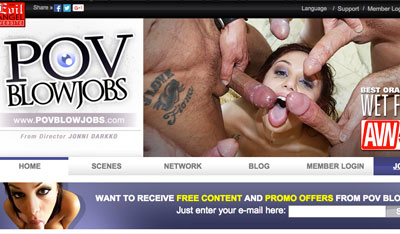 great pay porn site with pov blowjobs