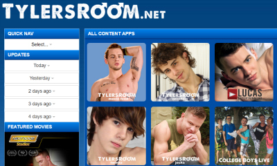 Good gay porn site for sexy boys in wild action.