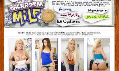 Nice porn site for milfs lovers.