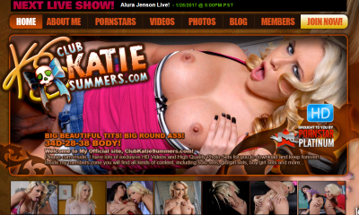 Cheap porn site for Katie Summers fans.