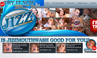 Popular porn site where you can watch cumshot videos.