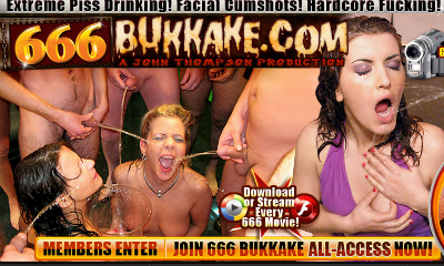 Top rated pay porn site about bukkake videos.