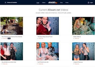 Best premium adult website with CFNM porn flicks