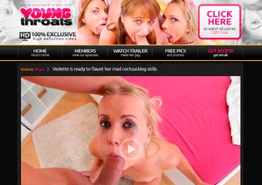 Good paid xxx site full of fresh girl deepthroat porn scenes