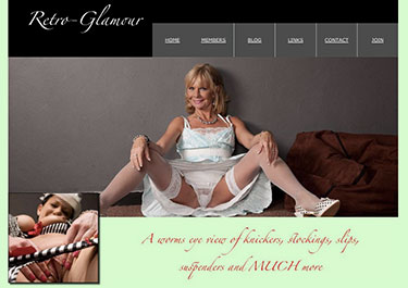 Great adult site featuring top notch glamcore videos