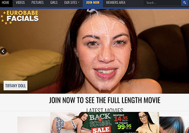 Most popular xxx website offering top notch facial Hd porn videos