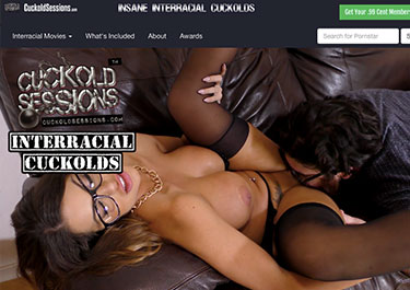 Recommended porn website providing class-A cuckold material