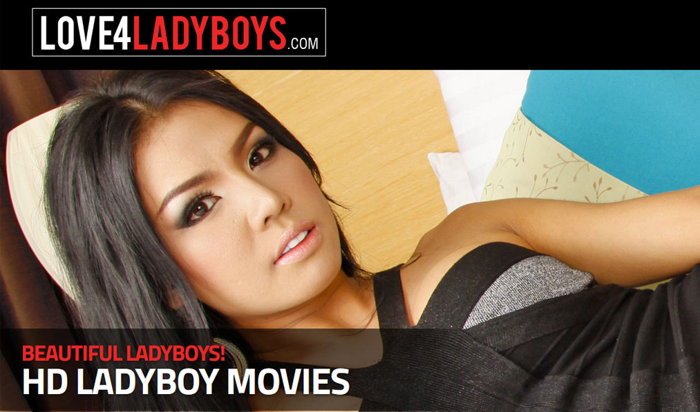 Best paid adult site showing sexy ladyboy porn material