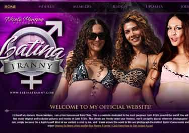 Top porn website featuring stunning latina content