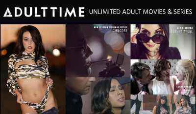 AdultTime is the best paid porn site for streaming porn